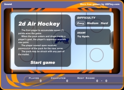 Air Hockey Cool